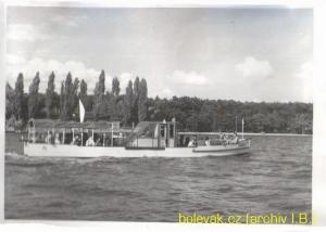 Bolevák - loď 4