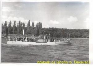 Bolevák - loď 2