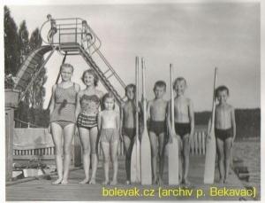 Bolevák - skluzavaka 2
