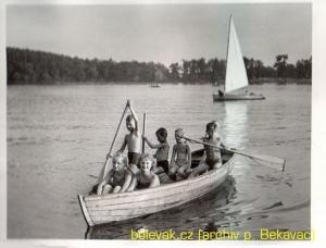 Bolevák - loď